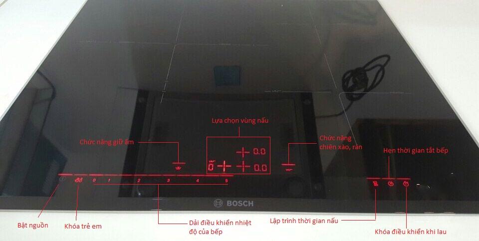 Những ưu điểm của bếp từ Series 8 Bosch PID675DC1E