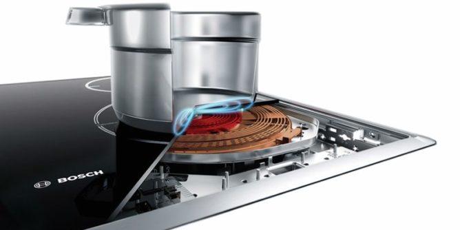 PPI82560MS Bếp từ 2 vùng nấu dành riêng cho Châu Á của Bosch