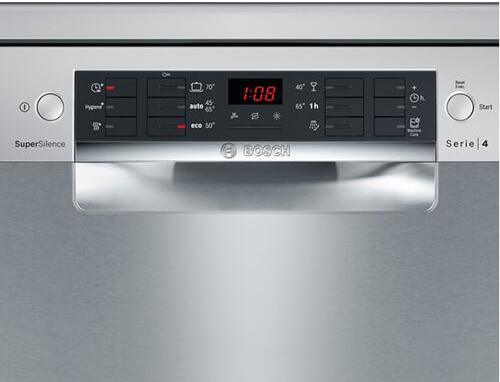 Chi tiết về máy rửa bát BOSCH SMS46NI03E Serie 4