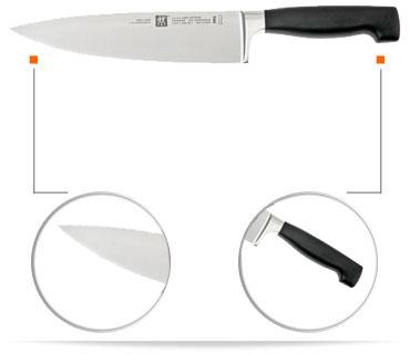 Phân biệt các loại dao Zwilling