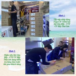 Nơi bán bếp từ Fagor IF-730AS cảm ứng giá rẻ nhất TPHCM