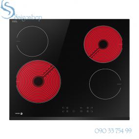 Bếp điện từ 4 vùng nấu Fagor 3VFT-64AS