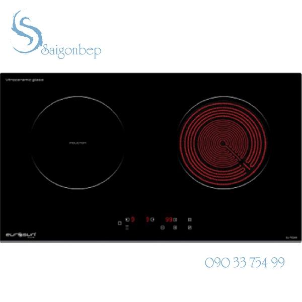Bếp từ điện từ đôi EUROSUN EU-TE887G