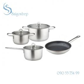 Bộ chảo nồi bếp từ Hafele 531.08.040