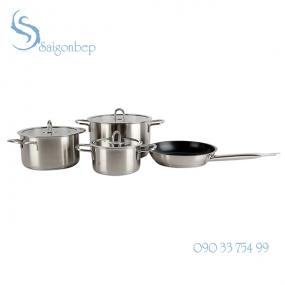 Bộ nồi chảo bếp từ Hafele 531.08.001