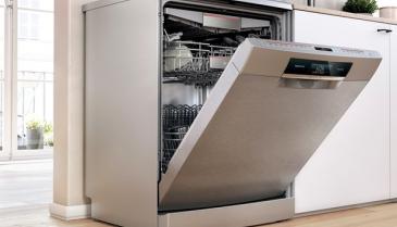 Các tính năng có trên máy rửa chén Bosch Series 6 model mới 2021