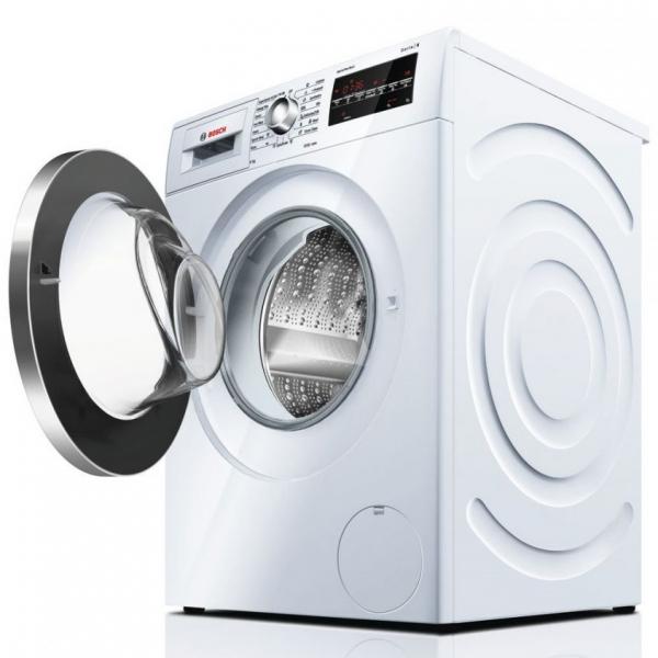 Các tính năng ở máy giặt Series 8 Bosch