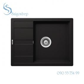 Chậu đá màu đen Hafele HS20-GED1S60 570.30.340