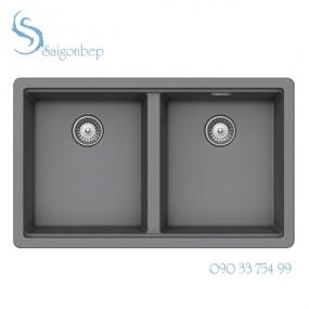 Chậu đá màu xám Hafele HS20-GEN2S80 570.30.510