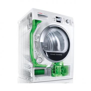 Công nghệ sấy bơm nhiệt của máy sấy quần áo Bosch