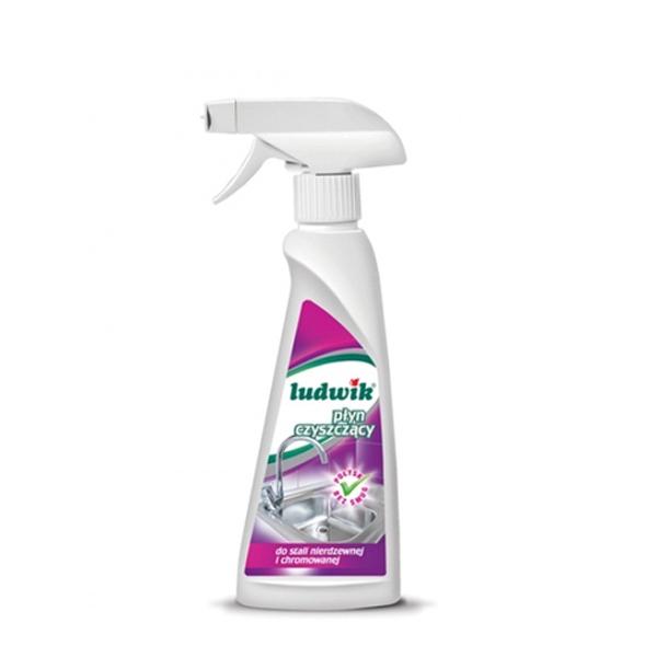 Dung dịch vệ sinh cho bề mặt Inox Ludwik