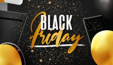 Khuyến mãi đặc biệt Black Friday
