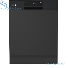 Máy rửa chén âm bán phần Fagor 3LVF-62BSI