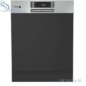 Máy rửa chén âm bán phần Fagor 3LVF-62SSSI