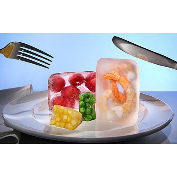 Những lưu ý khi rã đông thực phẩm bằng lò vi sóng