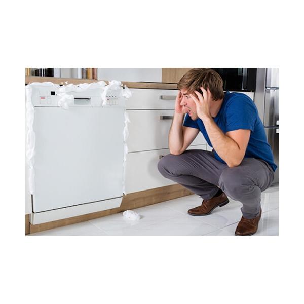 Những sai lầm nên lưu ý khi sử dụng máy rửa chén