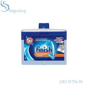 Nước vệ sinh máy rửa bát Finish 250 ml