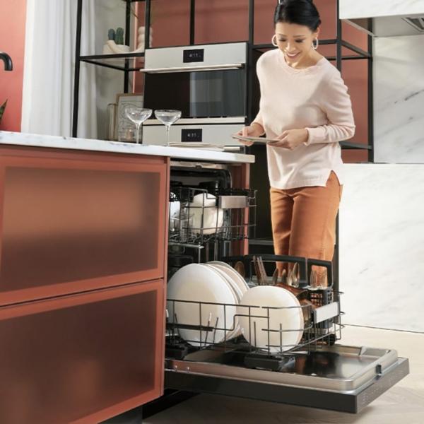Ưu và nhược điểm của máy rửa chén
